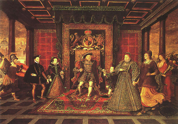 when was the renaissance in england