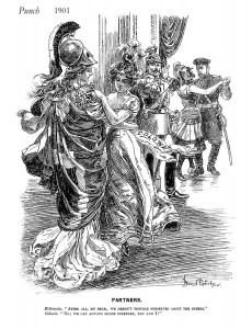 Edwardian Era Cartoons from Punch